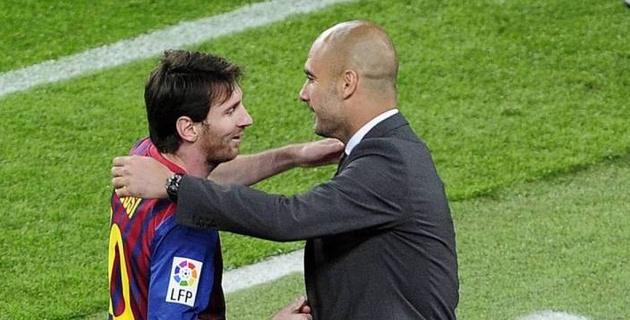 """""""Манчестер Сити"""" хочет заполучить Месси в случае его ухода из """"Барселоны"""" из-за конфликта"""
