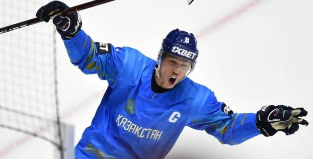 Жайлауов - капитан, Доус и Диц - ассистенты. Сборная Казахстана по хоккею назвала состав на первый матч в отборе на ОИ