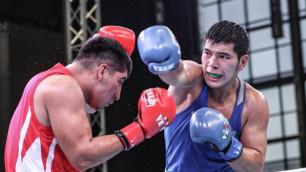 Четыре казахстанских боксера в финале, или как завершается турнир в Венгрии