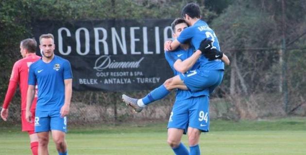 Казахстанский футболист вышел в стартовом составе и сыграл полный матч за российский клуб