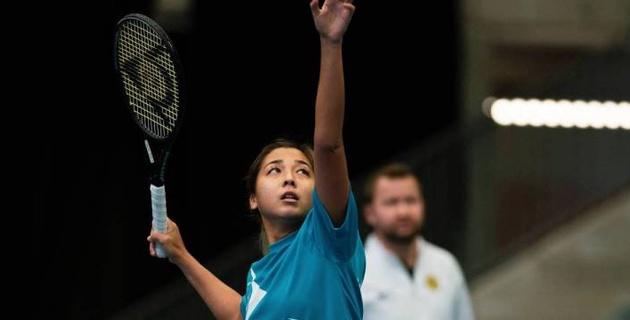 Зарина Дияс проиграла 19-й ракетке мира на старте матча Казахстана в Кубке Федерации