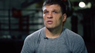 Деревянченко рассказал о первых заработках в США и списке желаемых соперников