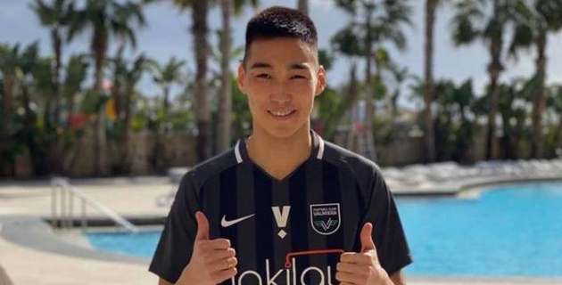 Казахстанский игрок сыграл первый матч за европейский клуб