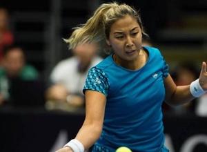 Казахстан уступил Бельгии и не смог попасть в финальную стадию Кубка Федерации по теннису