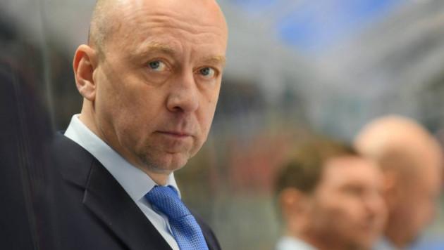 Скабелка извинился и назвал виновного в провале сборной Казахстана по хоккею в отборе на Олимпиаду
