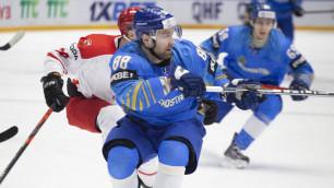 """Российские СМИ назвали """"позором"""" вылет сборной Казахстана по хоккею из отбора на ОИ-2022"""