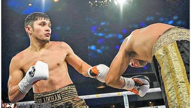 Казахстанский боксер с семью нокаутами получил в соперники мексиканца с 32 боями