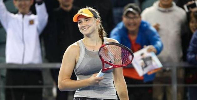 Первая ракетка Казахстана стартовала с победы на турнире WTA в России