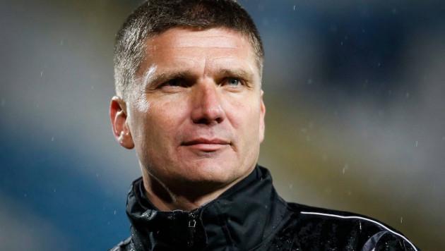 Новичок казахстанской премьер-лиги официально представил нового главного тренера