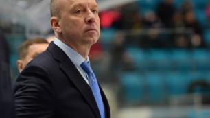 Федерация хоккея решила судьбу Скабелки в сборной Казахстана после провала в отборе на Олимпиаду