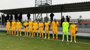 Новичок КПЛ проиграл серебряному призеру чемпионата Армении