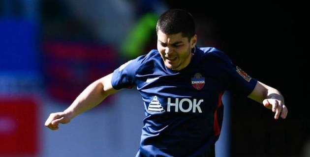 Известный российский футболист заключит контракт с клубом КПЛ