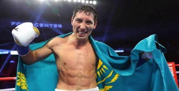 Алимханулы проведет бой в Канаде в андеркарте у Бетербиева