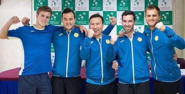 Диас Доскараев покинул пост вице-президента Федерации тенниса