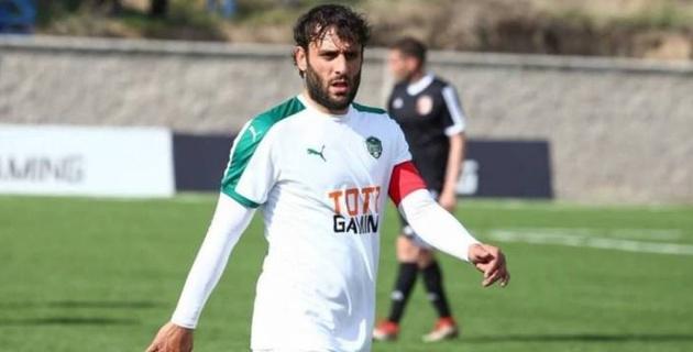 Клуб КПЛ расторг контракт с футболистом сборной Армении менее чем через месяц после его подписания