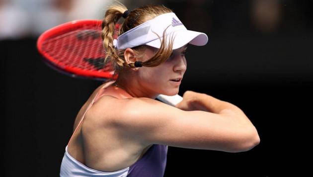 Первая ракетка Казахстана прокомментировала выход в третий подряд полуфинал турнира WTA