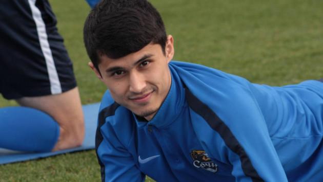 Клуб казахстанца не удержал победу над соперником по российской премьер-лиге