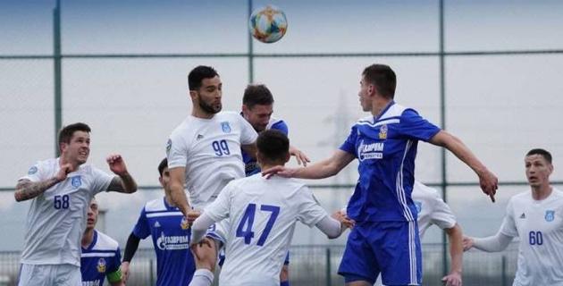 Казахстанский клуб проиграл команде из третьей лиги России