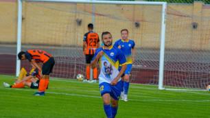 Футболист с 279 матчами в казахстанской премьер-лиге остался без клуба