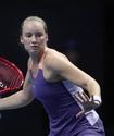 Сотворившая историю для Казахстана теннисистка не смогла выиграть свой самый крупный финал в карьере