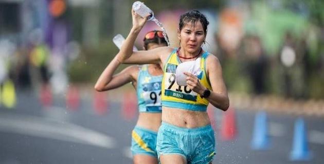 Казахстан завоевал очередную олимпийскую лицензию