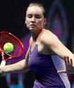 20-летняя теннисистка из Казахстана после третьего подряд финала вошла в ТОП-5 чемпионской гонки WTA