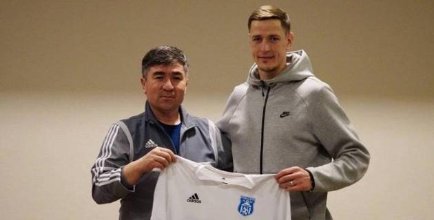 Казахстанский клуб подписал защитника с опытом игры в РПЛ