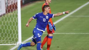 """В """"Астане"""" рассказали о переговорах с нападающим сборной Кипра и возможном трансфере игрока бельгийского клуба"""