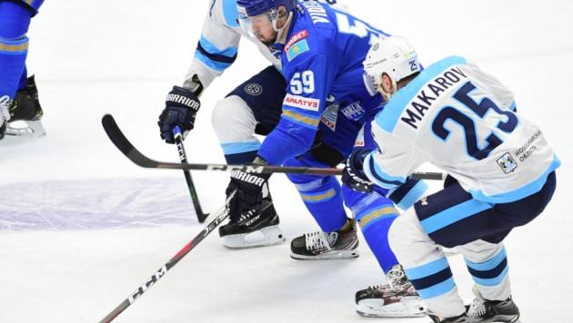 """""""Барыс"""" проиграл после спасения за пять секунд до сирены и прервал победную серию из шести матчей в КХЛ"""