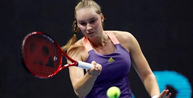 Сотворившая историю для Казахстана теннисистка победила чемпионку Australian Open-2020 на турнире в ОАЭ