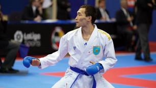 Казахстанский каратист завоевал лицензию на Олимпиаду и вошел в историю