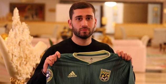 Казахстанский клуб подтвердил переход форварда из Бельгии за миллион евро