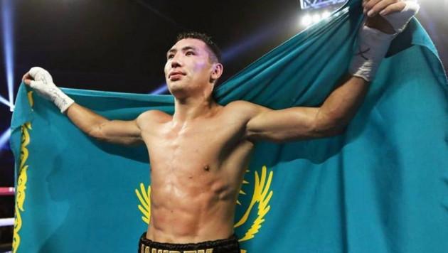Алимханулы после отказа соперника Головкина получил бой против непобежденного американца из Golden Boy