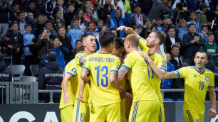 Казахстан начал 2020 год вне сотни лучших сборных мира в рейтинге ФИФА