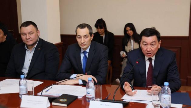 Избран новый президент Казахстанской объединенной федерации смешанных боевых единоборств ММА