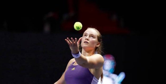 Первая ракетка Казахстана впервые в карьере обыграла теннисистку из ТОП-5 рейтинга WTA