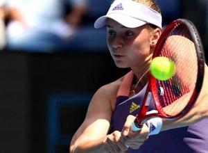 Первая ракетка Казахстана вышла в четвертый подряд финал турнира WTA и поднялась на 17-е место рейтинга