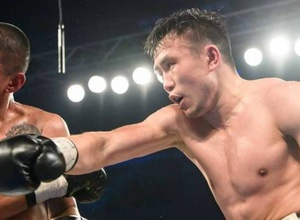 """Непобежденный казахстанский боксер победил мексиканца по прозвищу """"Тайсон"""""""