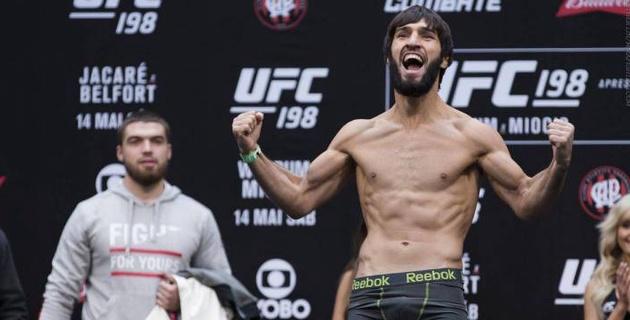Участник массовой драки после боя Хабиб - МакГрегор одержал досрочную победу в UFC