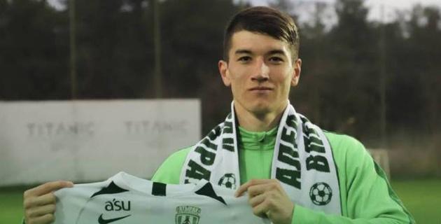 Казахстанский форвард с 43 голами нашел новый клуб