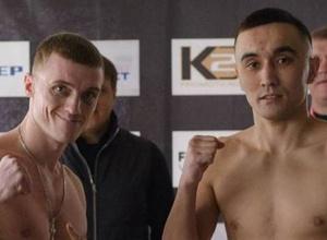 Казахстанец победил в вечере бокса компании братьев Кличко