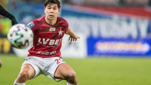 Казахстанец Жуков помог польскому клубу одержать третью подряд победу