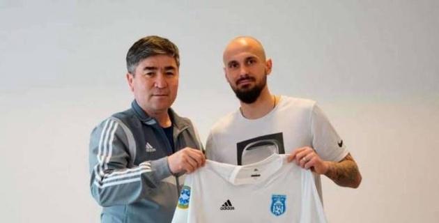 Клуб КПЛ подписал футболиста с тремя трофеями в европейском чемпионате