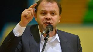 """""""Иртыш"""" объявил о назначении скандального Васильева на пост спортдиректора"""
