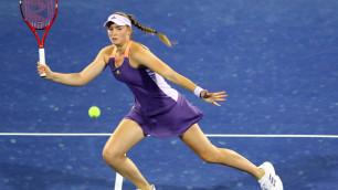17-я ракетка мира из Казахстана одержала волевую победу на старте турнира WTA Premier в Катаре