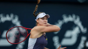 20-летняя первая ракетка Казахстана установила уникальное достижение в мировом теннисе