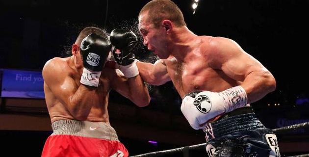 Объявлена новая дата титульного боя экс-чемпиона мира с казахскими корнями против узбекского боксера