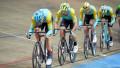 Сборная Казахстана отправилась на чемпионат мира по велоспорту на треке