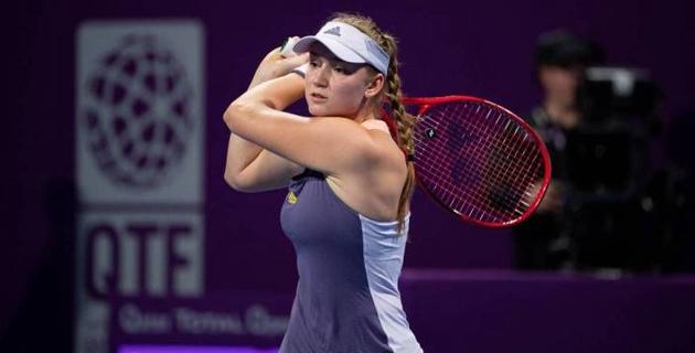 Первая ракетка Казахстана рассказала о победе на старте турнира WTA Premier в Катаре и изменениях в своей игре