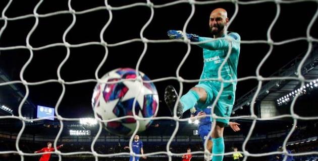 """""""Челси"""" потерпел крупнейшее домашнее поражение в еврокубках"""
